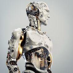 Golden robot, Vladis