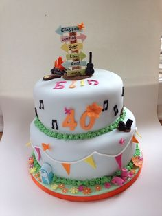 1000 Images About Festival Cake On Pinterest Camping