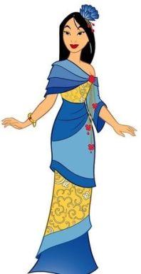 principessa mulan