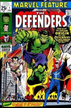 Image result for the defenders dr strange