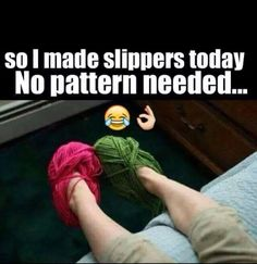 Image result for picture of yarn ball slippers