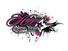 name new year wallpapers
