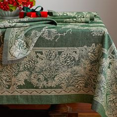 1000 Images About TABLECLOTHS FABULOUS JACQUARD On