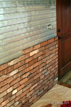 Tile That Looks Like Brick Pin It Like Image For The Home Pinterest For The Fireplaces