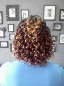 1000 Images About Curl Formers On Pinterest Curl