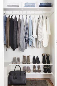 Closet Makeover - Ca