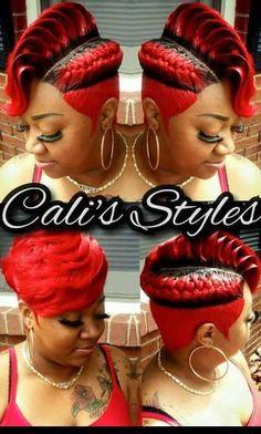 Seals Hair And Crochet On Pinterest