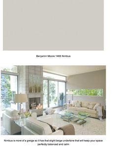 Benjamin Moore Dove Wing Vs Classic Gray Girls Rooms