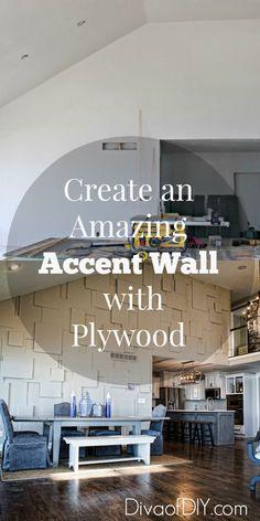 Accent wall idea usi