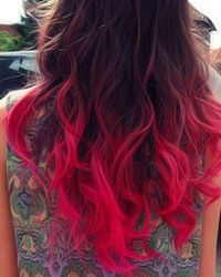 1000 images about red tips on pinterest fire hair tips and red