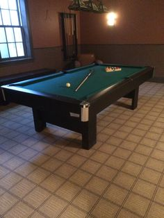 Craftmaster Pool Table 8 Sold Tables Billiard