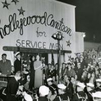 The Hollywood Canteen - a unique experience.
