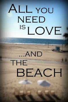 Download Feel Good Beach Quotes on Pinterest   Need A Break, Sun ...