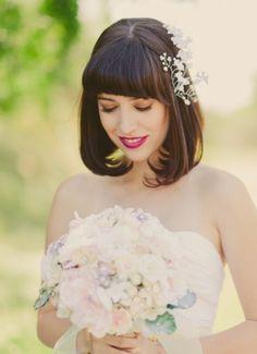 Image Result For Short Hair Brides