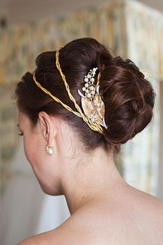 Greek And Roman Hairstyles On Pinterest Ancient Greek