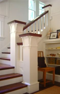 1000 Images About Stairway On Pinterest Newel Posts