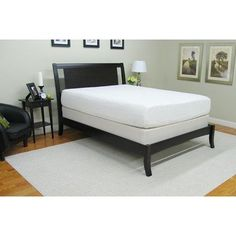 Premiere 12 Memory Foam Mattress Size Twin By Classic Brands 349 00 Pt111569