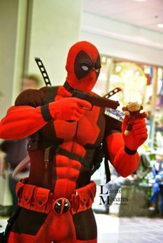 Easy DIY Kids Deadpool Costume Costumes Cosplay Pinterest Deadpool Aquaman And