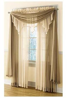 1000+ images about Cortinas on Pinterest | Curtain designs ...