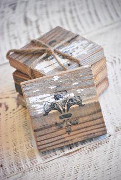 Barn WoodCoasters.