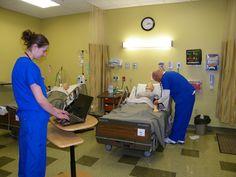 OB nursing simulation lab | Physical Learning Environment ...