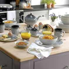 Denby Kitchen Collection Regency Halo