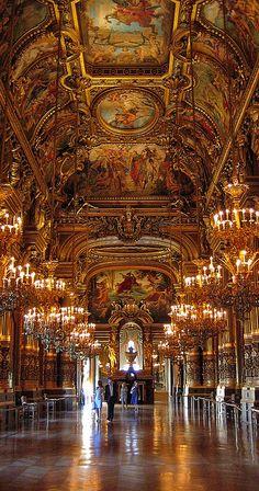 Paris, Opera Garnier