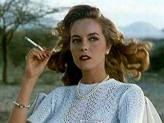 Greta Scacchi on Pinterest | Vintage Movies, Berry Lips and Cousins