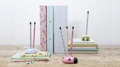 DIY: Pencil organise