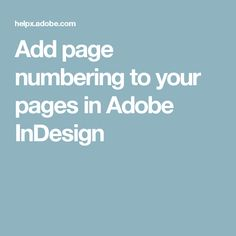 1000+ images about Adobe InDesign on Pinterest | Adobe ...