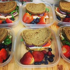 Image result for Chicken and Arugula Sandwiches With Fruit