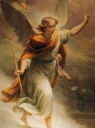 Resultado de imagem para archangel gabriel