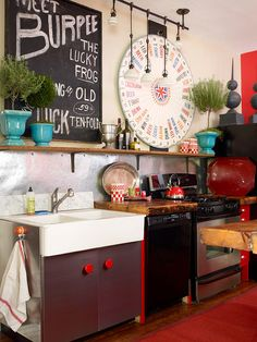 1000 images about cinder block design ideas on pinterest cinder block walls quirky kitchen on kitchen ideas quirky id=70243