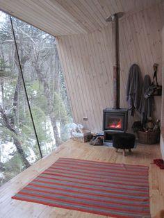 Winter Cabin in Mala