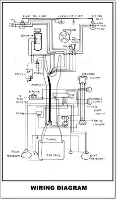 Wiring Hot Rod Turn Signals | Hot Rod Tech | Pinterest