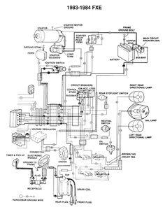Harley Davidson Shovelhead Wiring Diagram | Electrical