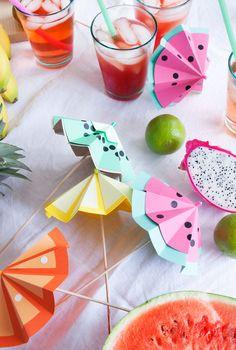 Party DIY // Tutti F