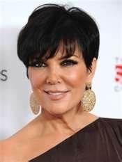 Chris Jenner Kim Kardashian Hair Cuts Pinterest