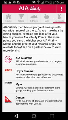 AIA Vitality Austral