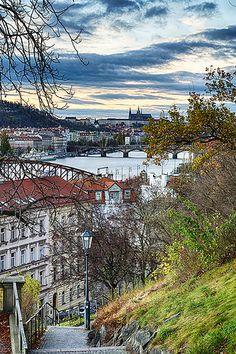 #Prague Castle and P