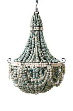 Hellooow Handmade Ceramic Bead Chandeliers Teardrop Design Www Co Za