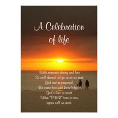 invitation wording Celebration of Life Invitation # ...