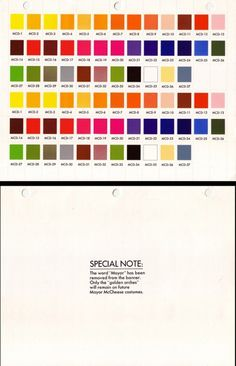 1000+ images about color palettes of the past on Pinterest ...