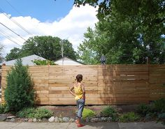 fence design design and house and home on pinterest on modern fence ideas highlighting your house with most shared privacy fence designs id=37205