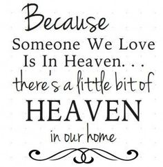 Download Heaven SVG Because Someone We Love is in Heaven SVG ...