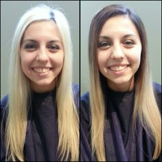 1000 Images About Hair Before And After On Pinterest