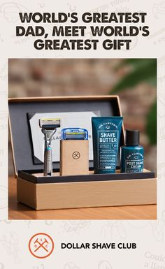Father's Day 2016 | Dollar Shave Club on Pinterest ...
