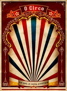 Poster do filme A Atriz de Circo