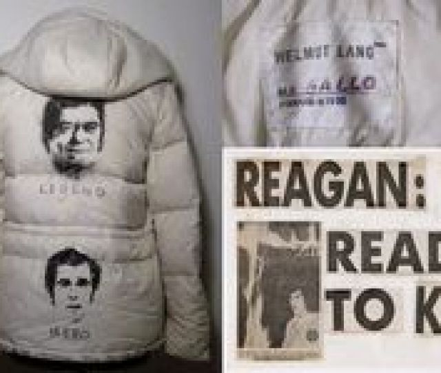 Left Vincent Gallo Helmut Lang Hooded Parka Transformed Into Vincent Gallos Campaign Trail