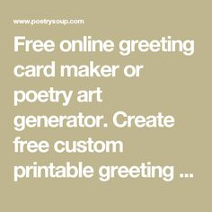 amolink greeting card maker cards - Free Online Greeting Card Maker